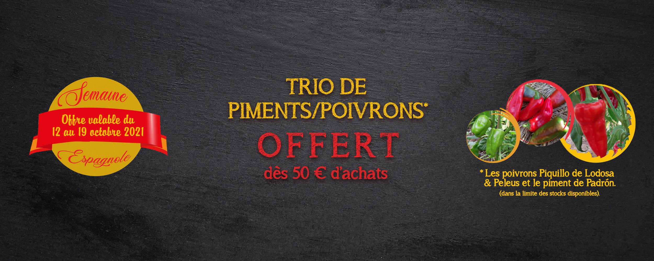 Semaine espagnole du 12 au 19 octobre